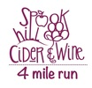Spook Hill Cider and Wine 4 Mile Run